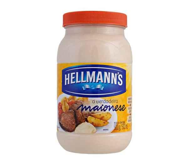 Maionese Hellmans