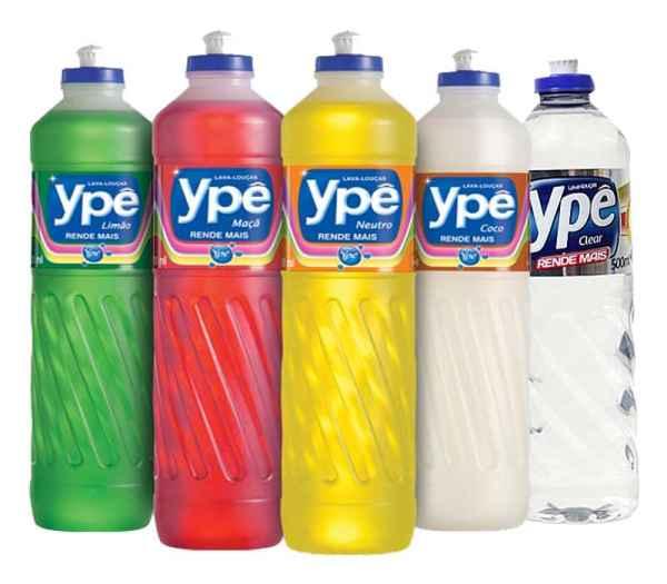 Detergente Líquido Ypê