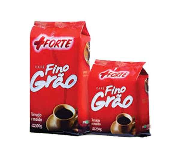 Café Fino Grão + Forte
