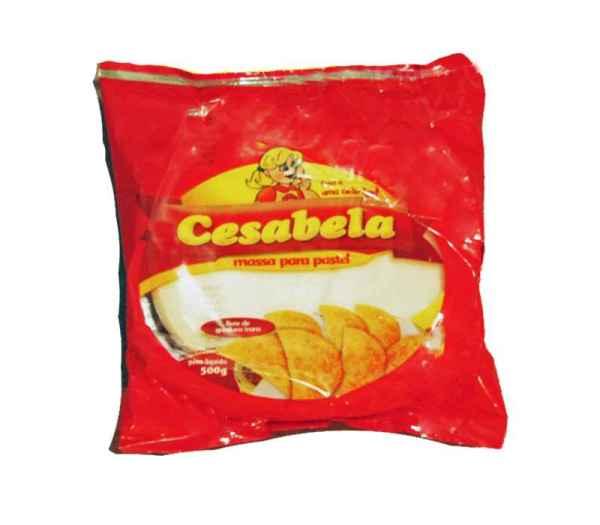 Massa Pastel Nº 3 Cesabella