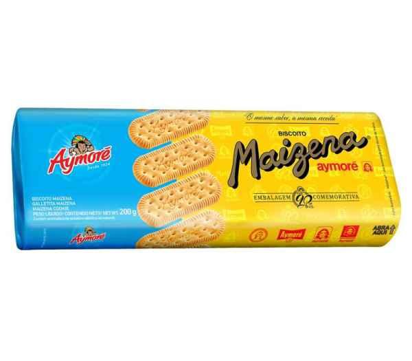 Biscoito Aymoré Maisena