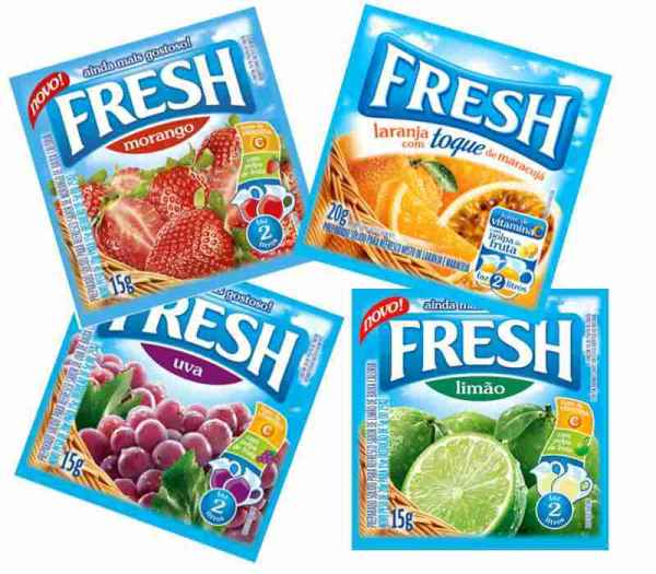 Refresco Fresh