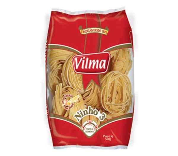 Macarrão Ovos Vilma Ninho 3