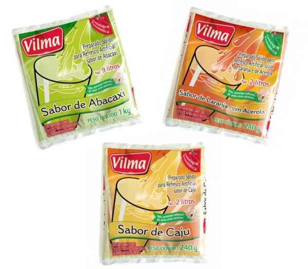 Refresco Vilma Limão