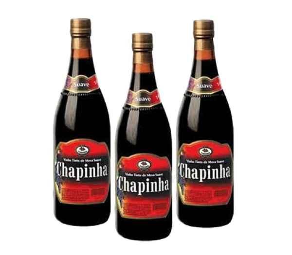 Vinho Chapinha Tinto