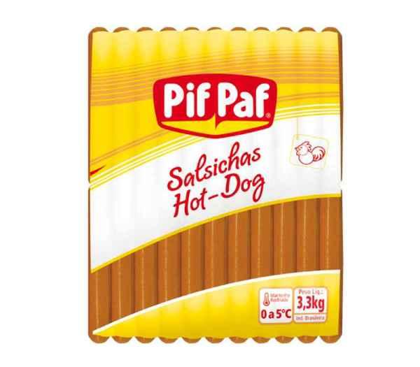 Salsicha Pif Paf