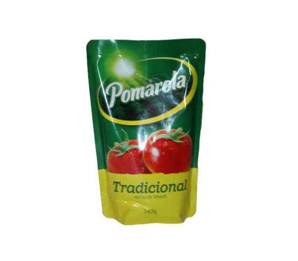 Molho de Tomate Tradicional Sache Pomarola