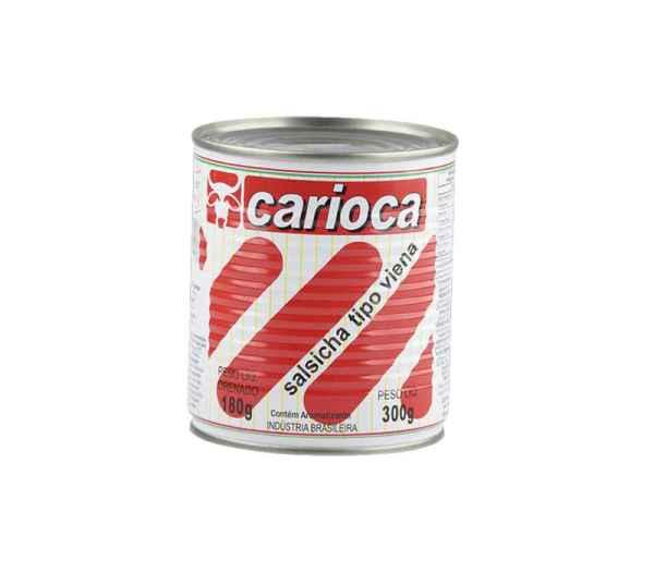 Salsicha Carioca Tp Viena